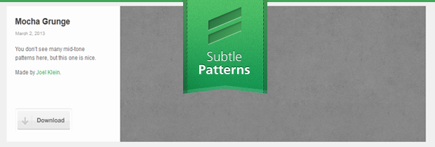 subtle_patterns
