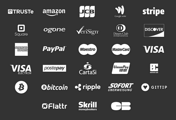 payment webfont