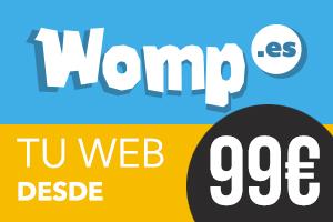 Tu web desde 99 euros